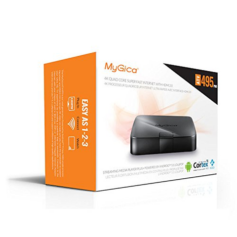MYGICA ATV-1900PRO ANDROID 5.1 TV BOX