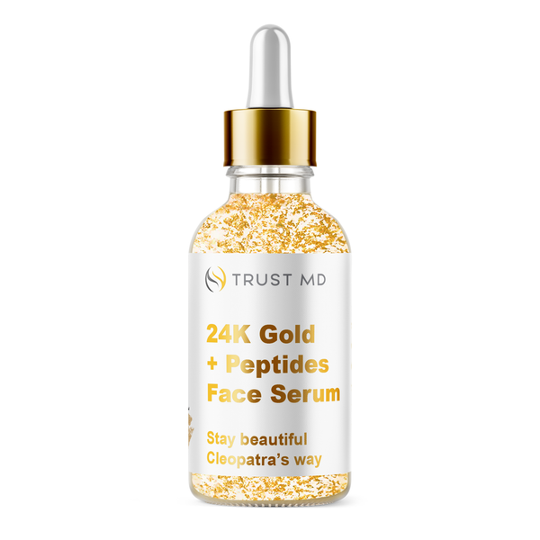 24K Gold + Multi-Peptides Serum