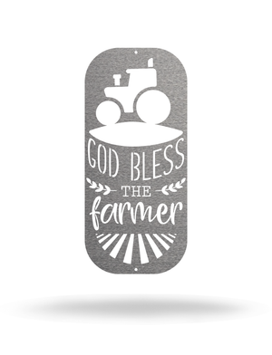 God Bless The Farmer