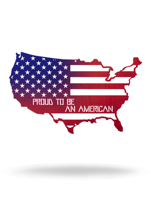 Proud To Be An American - Americana Edition