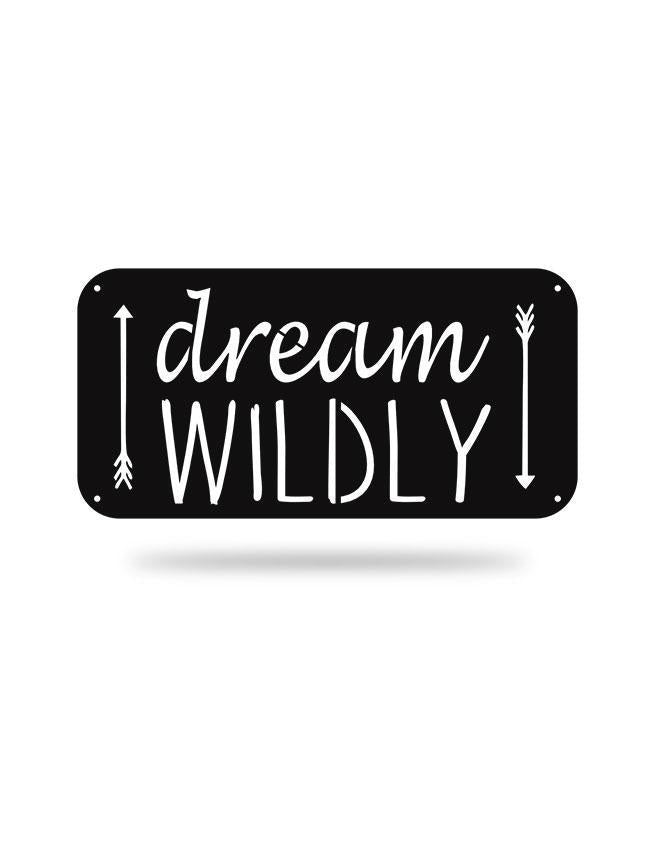 Steel Roots Decor Black Dream Wildly
