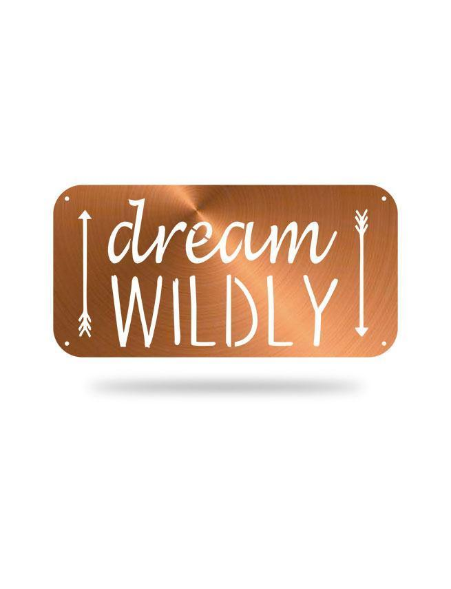 Steel Roots Decor Copper Dream Wildly