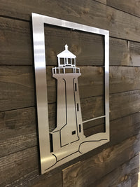 Steel Roots Decor Lighthouse