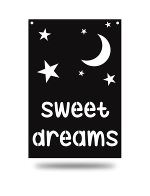 "SteelRootsShop Black ""Sweet Dreams"""