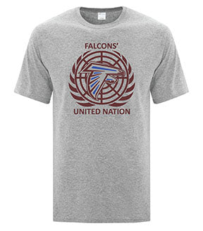 Falcons United Nations Tshirt