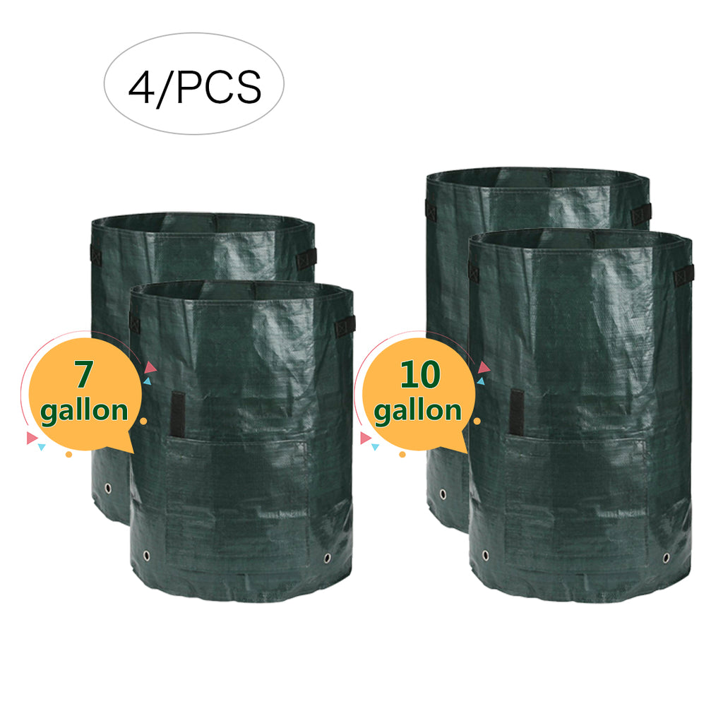 Potato Grow Bags / Garden Vegetable Grow Bags / Indoor Outdoor Waterproof Planter