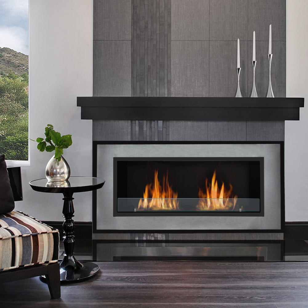 Ethanol Fireplace / Wall Mounted Fireplace / Fire Pit