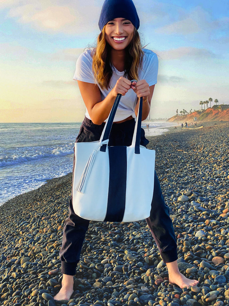 """The Brene"" Tote Bag - PaulyJen"