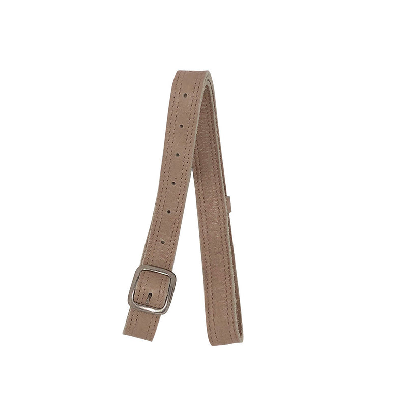 Nude Double Sided Leather Crossbody Belt - PaulyJen