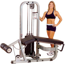 Body Solid - LEG CURL MACHINE, 310 LB STACK - ENVIOUS BODY