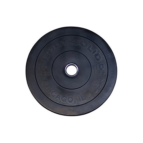 Body Solid - 10lb Chicago Extreme Bumper, 17.72