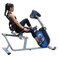 Image of Body Solid - B4R Recumbent Bike