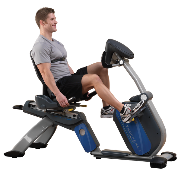 Body Solid - ENDURANCE RECUMBENT BIKE - ENVIOUS BODY