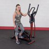 Image of Body Solid - Best Fitness Cross Trainer Elliptical - ENVIOUS BODY