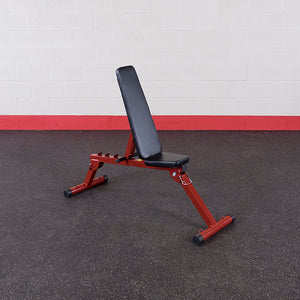 Body Solid - Best Fitness Flat, Incline, Decline Bench - ENVIOUS BODY