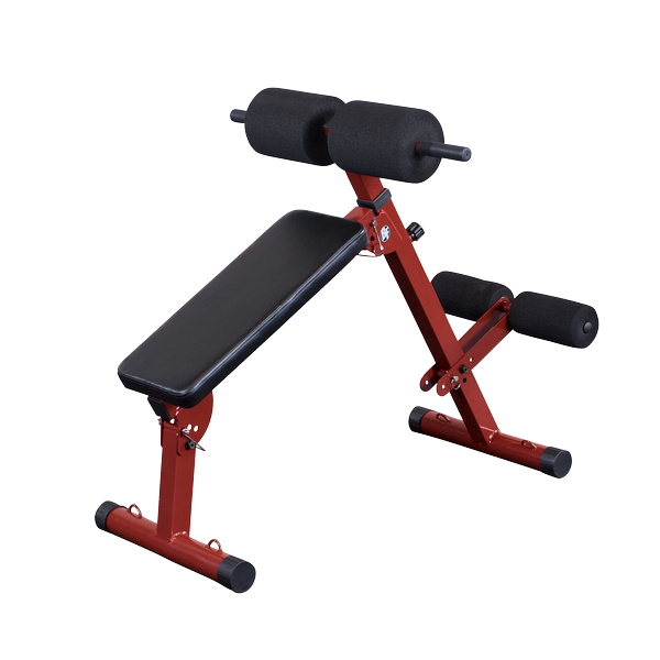 Body Solid - Ab-Hyp Bench - ENVIOUS BODY
