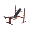 Image of Body Solid - Olympic Bench w. Leg Developer - ENVIOUS BODY