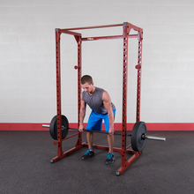 Body Solid - Best Fitness Power Rack - ENVIOUS BODY