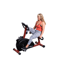 Body Solid - BEST FITNESS RECUMBENT BIKE - ENVIOUS BODY