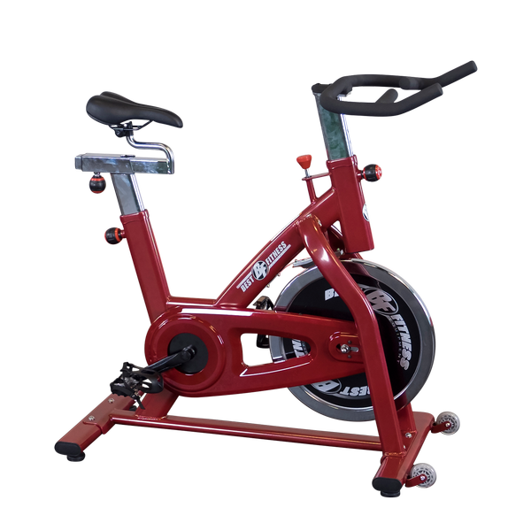 Body Solid - Best Fitness Chain Indoor Exercise Bike - ENVIOUS BODY