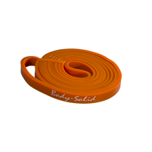"Body Solid -Power Band, Very Light 1/2"" Orange - ENVIOUS BODY"