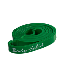 "Body Solid - Power Band, Light  3/4"" Green - ENVIOUS BODY"