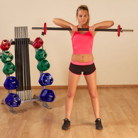 Body Solid - Cardio Barbell Set - ENVIOUS BODY