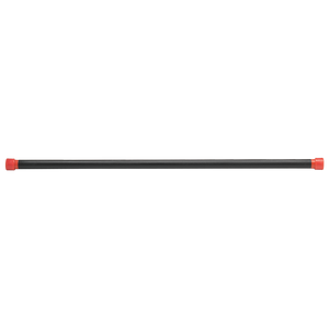 Body Solid - 15LB RED PADDED WEIGHTED BAR - ENVIOUS BODY