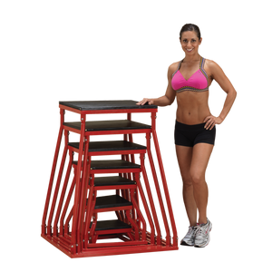 Body Solid - 6 inch PLYO BOX - ENVIOUS BODY