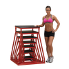Image of Body Solid - 42 inch PLYO BOX - ENVIOUS BODY
