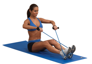 Body Solid - RESISTANCE TUBE, BLUE HEAVY - ENVIOUS BODY