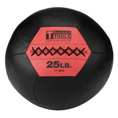 Body Solid - 25 LB SOFT MEDICINE BALL (WALL BALL) - ENVIOUS BODY