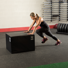 "Body Solid - 3 Way Soft Plyo Box, 20"", 24"", 30"" - ENVIOUS BODY"
