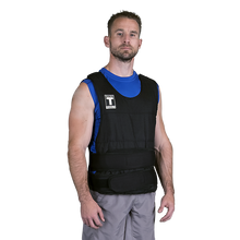 Body Solid - PREMIUM ADJUSTABLE WEIGHTED VEST, 40LBS - ENVIOUS BODY