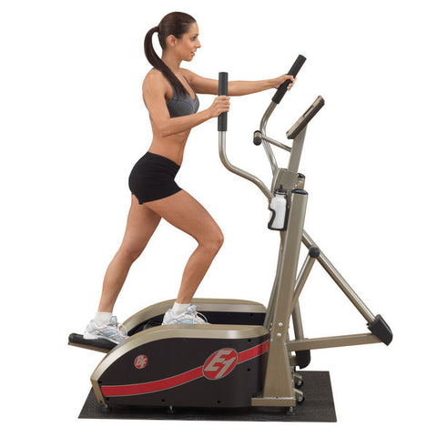 Body Solid - BEST FITNESS ELLIPTICAL - ENVIOUS BODY