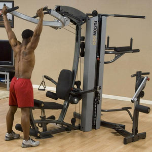 Body Solid - Fusion 500 Home Gym, 310lb stack - ENVIOUS BODY
