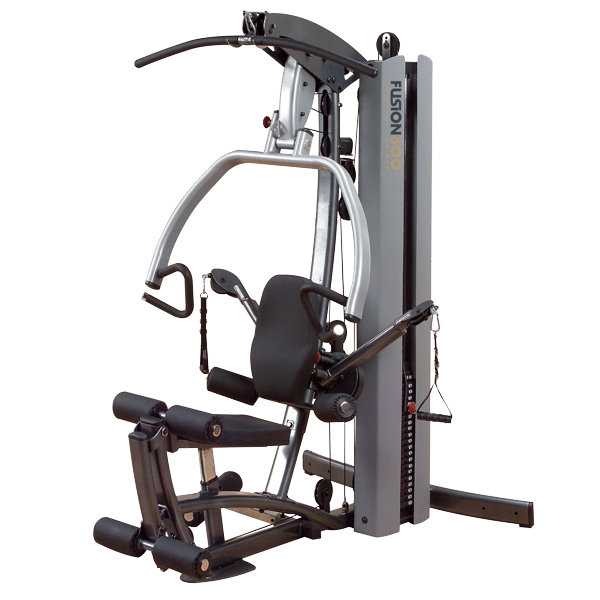 Body Solid - Fusion 500 Home Gym, 210lb stack - ENVIOUS BODY