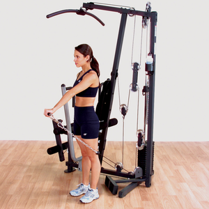 Body Solid - COMPACT HOME GYM - ENVIOUS BODY