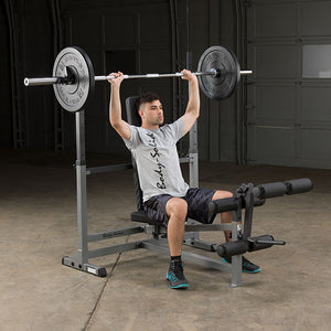 Body Solid - Power Center Combo Bench - ENVIOUS BODY