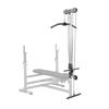 Image of Body Solid - Lat Pull Down/Seated Row - ENVIOUS BODY