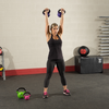 Image of Body Solid - Vinyl Coated Kettle Bells Set 5-50 - ENVIOUS BODY