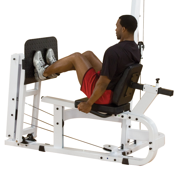 Body Solid - LEG PRESS OPTION FOR EXM4000S - ENVIOUS BODY