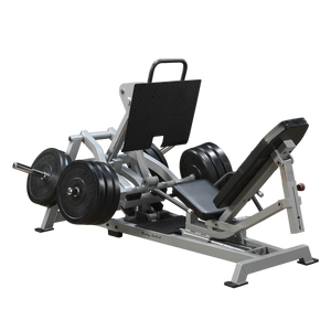 Body Solid - LEVERAGE HORIZONTAL LEG PRESS - ENVIOUS BODY