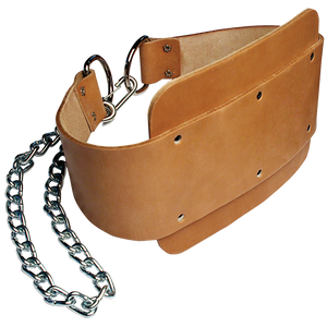 Body Solid - Leather Dip Belt - ENVIOUS BODY