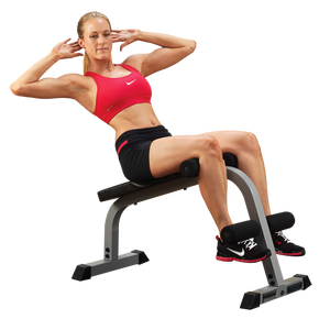 Body Solid - POWER LINE SIT-UP BOARD - ENVIOUS BODY
