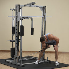 Body Solid - POWER LINE LAT ROW STATION