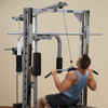 Image of Body Solid - POWER LINE LAT ROW STATION - ENVIOUS BODY