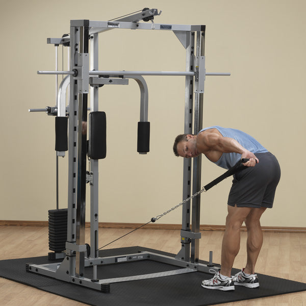 Body Solid - POWER LINE LAT ROW STATION - ENVIOUS BODY