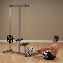 Body Solid - POWER LINE LAT WITH LOW ROW - ENVIOUS BODY