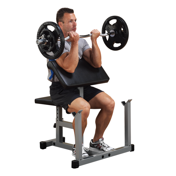Body Solid - PREACHER CURL BENCH - ENVIOUS BODY